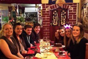 Birthday Party @ Lanna Thai Restaurant - Canterbury