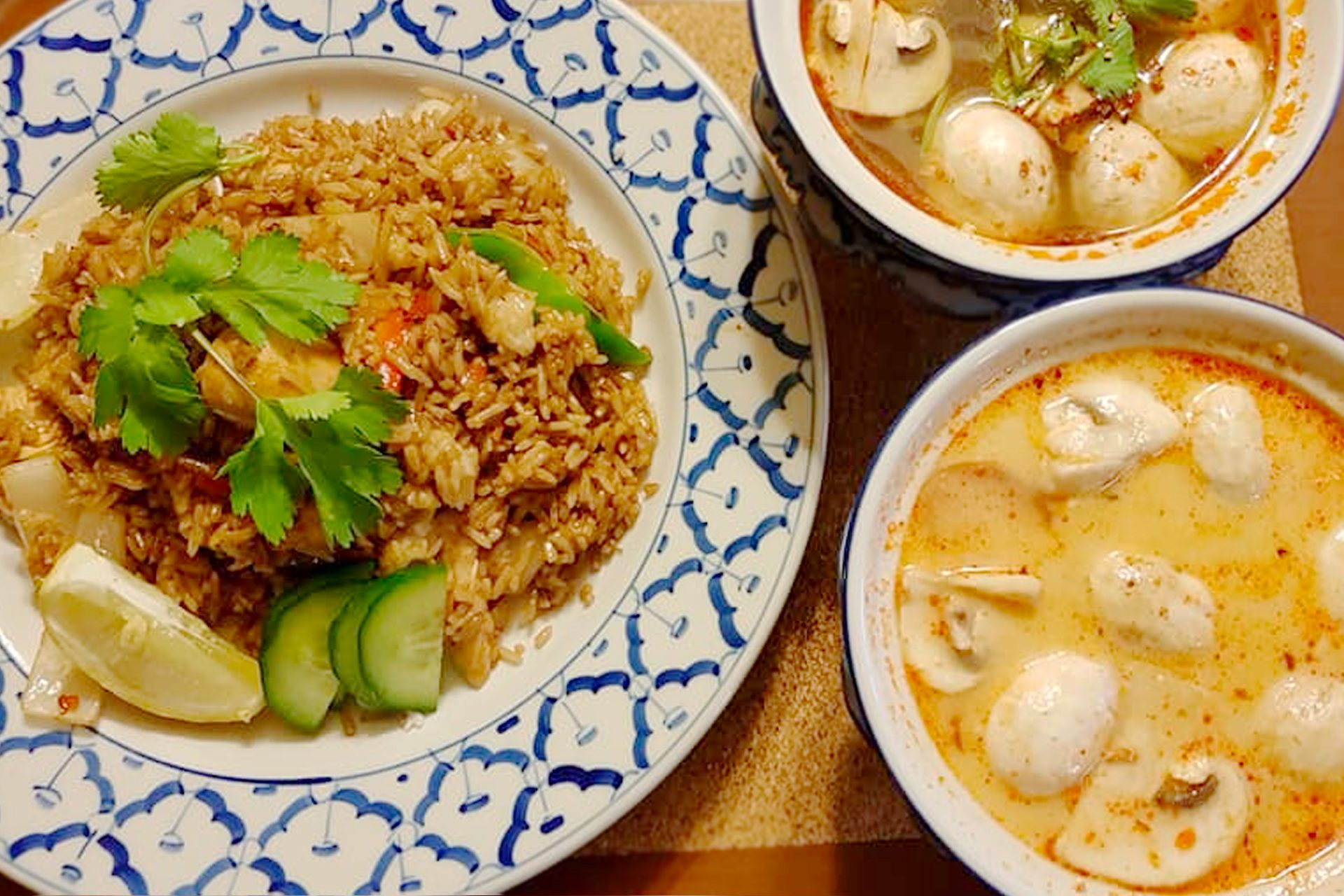 Lunch Specials - Lanna Thai Canterbury